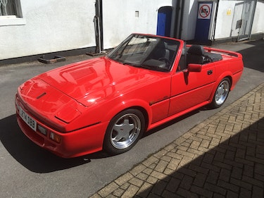 Picture of 1994 Scimitar Sabre Delivery miles only from new. LHD For Sale