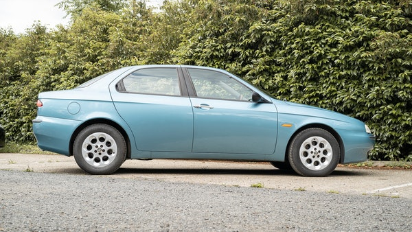 1998 Alfa Romeo 156 Saloon For Sale (picture 6 of 82)