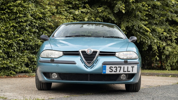 1998 Alfa Romeo 156 Saloon For Sale (picture 4 of 82)