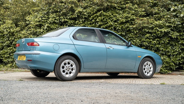 1998 Alfa Romeo 156 Saloon For Sale (picture 5 of 82)