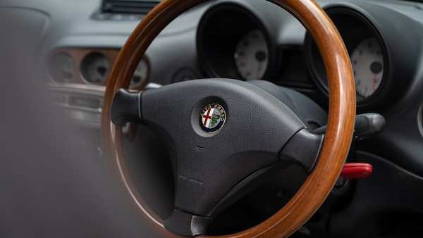 1998 Alfa Romeo 156 Saloon For Sale (picture 15 of 82)