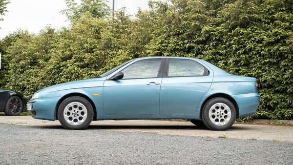1998 Alfa Romeo 156 Saloon For Sale (picture 3 of 82)