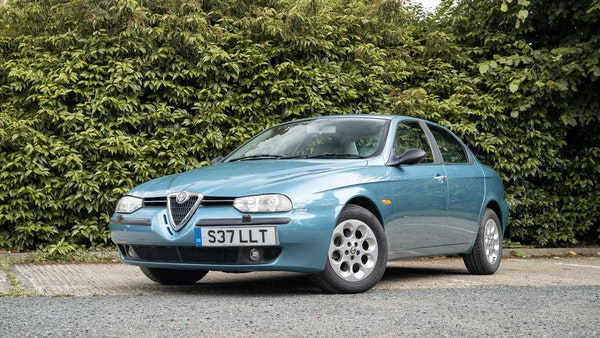 1998 Alfa Romeo 156 Saloon For Sale (picture 1 of 82)