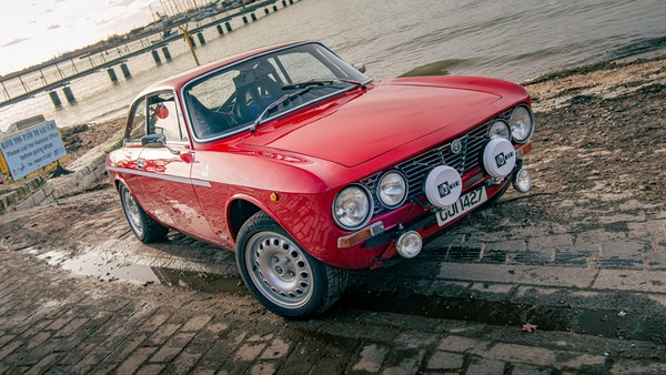 1975 Alfa Romeo GT1300 Junior LHD For Sale (picture 8 of 51)