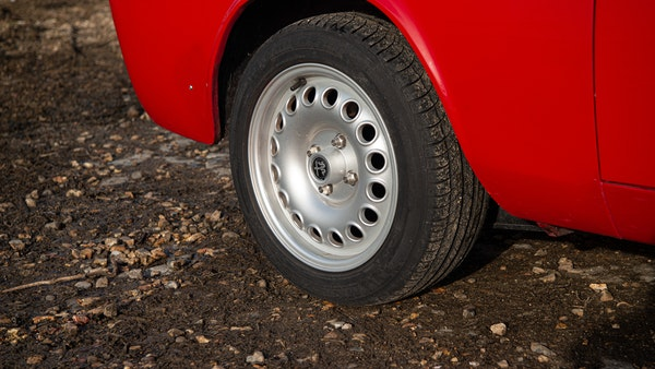 1975 Alfa Romeo GT1300 Junior LHD For Sale (picture 18 of 51)