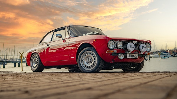 1975 Alfa Romeo GT1300 Junior LHD For Sale (picture 5 of 51)