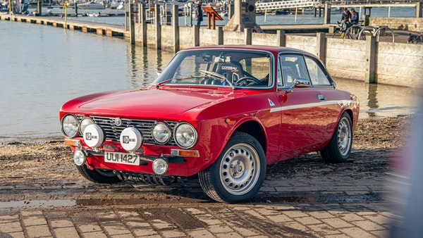 1975 Alfa Romeo GT1300 Junior LHD For Sale (picture 9 of 51)