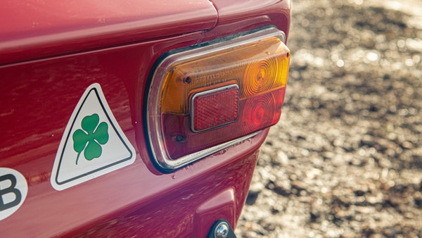1975 Alfa Romeo GT1300 Junior LHD For Sale (picture 36 of 51)