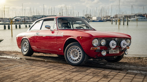1975 Alfa Romeo GT1300 Junior LHD For Sale (picture 6 of 51)