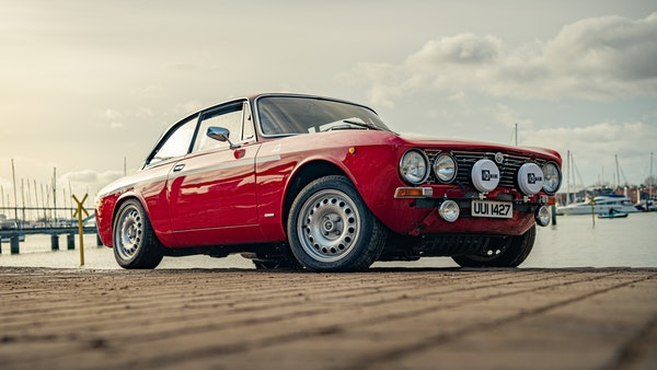 1975 Alfa Romeo GT1300 Junior LHD For Sale (picture 12 of 51)
