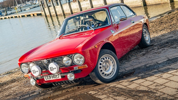 1975 Alfa Romeo GT1300 Junior LHD For Sale (picture 3 of 51)