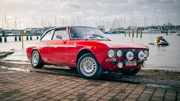 1975 Alfa Romeo GT1300 Junior LHD For Sale (picture 1 of 51)