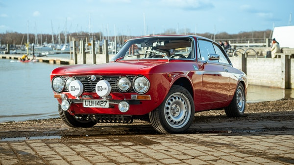 1975 Alfa Romeo GT1300 Junior LHD For Sale (picture 11 of 51)