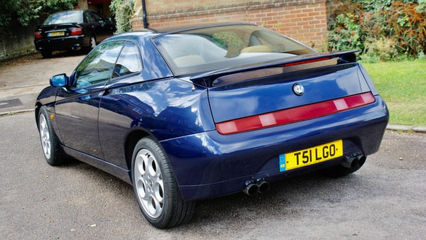 RESERVE LOWERED - 1999 Alfa Romeo GTV 3.0 V6 For Sale (picture 19 of 87)