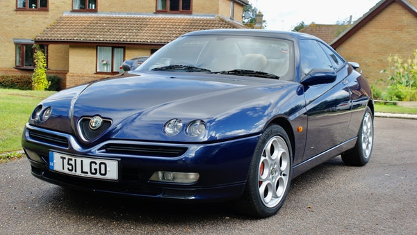 RESERVE LOWERED - 1999 Alfa Romeo GTV 3.0 V6 For Sale (picture 9 of 87)