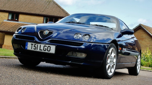 RESERVE LOWERED - 1999 Alfa Romeo GTV 3.0 V6 For Sale (picture 10 of 87)