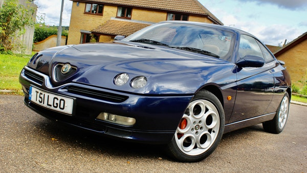 RESERVE LOWERED - 1999 Alfa Romeo GTV 3.0 V6 For Sale (picture 3 of 87)