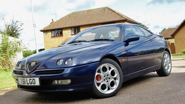 RESERVE LOWERED - 1999 Alfa Romeo GTV 3.0 V6 For Sale (picture 5 of 87)