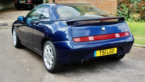 RESERVE LOWERED - 1999 Alfa Romeo GTV 3.0 V6 For Sale (picture 16 of 87)