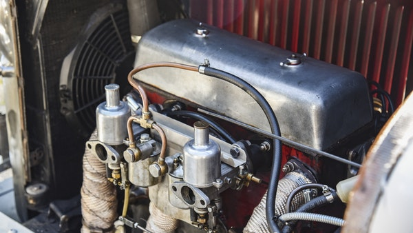 1933 Alvis Firefly SA 11.9 Cross & Ellis 4-seat open tourer For Sale (picture 106 of 132)
