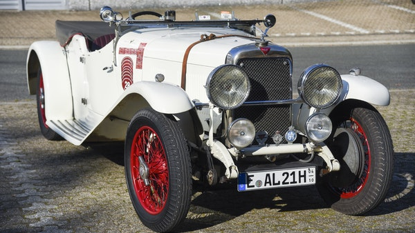 1933 Alvis Firefly SA 11.9 Cross & Ellis 4-seat open tourer For Sale (picture 16 of 132)