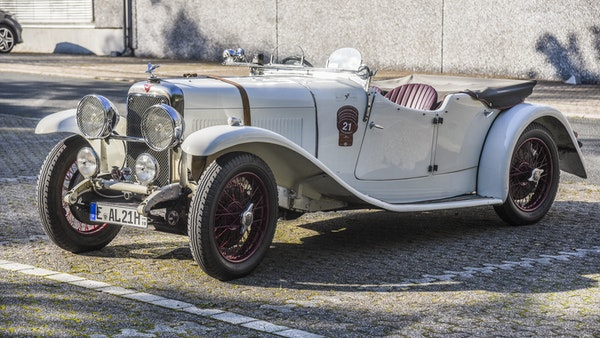1933 Alvis Firefly SA 11.9 Cross & Ellis 4-seat open tourer For Sale (picture 17 of 132)