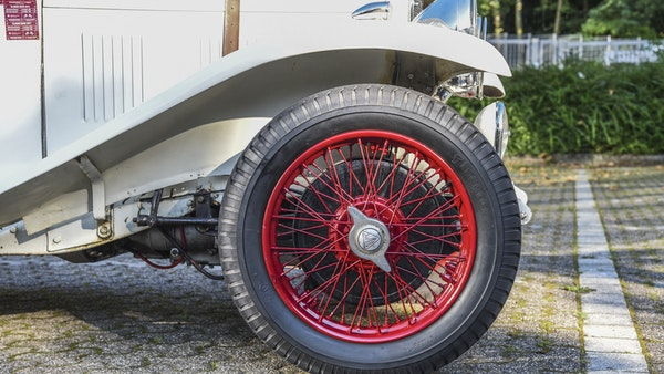 1933 Alvis Firefly SA 11.9 Cross & Ellis 4-seat open tourer For Sale (picture 28 of 132)