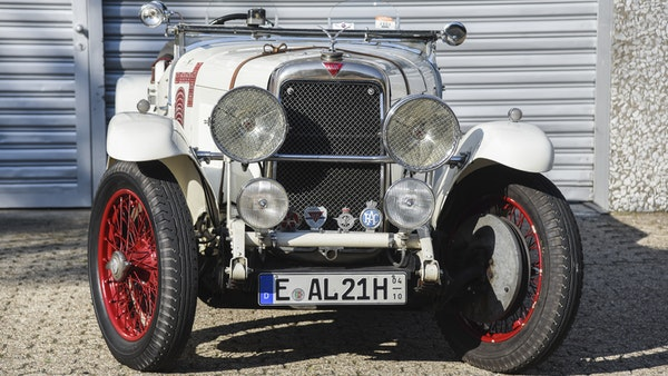 1933 Alvis Firefly SA 11.9 Cross & Ellis 4-seat open tourer For Sale (picture 11 of 132)