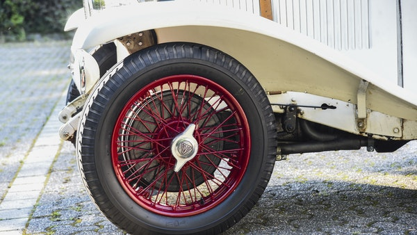 1933 Alvis Firefly SA 11.9 Cross & Ellis 4-seat open tourer For Sale (picture 29 of 132)