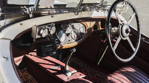 1933 Alvis Firefly SA 11.9 Cross & Ellis 4-seat open tourer For Sale (picture 58 of 132)