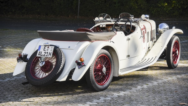 1933 Alvis Firefly SA 11.9 Cross & Ellis 4-seat open tourer For Sale (picture 23 of 132)