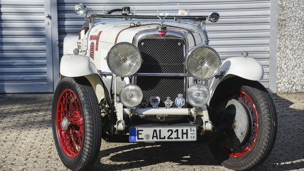 1933 Alvis Firefly SA 11.9 Cross & Ellis 4-seat open tourer For Sale (picture 9 of 132)