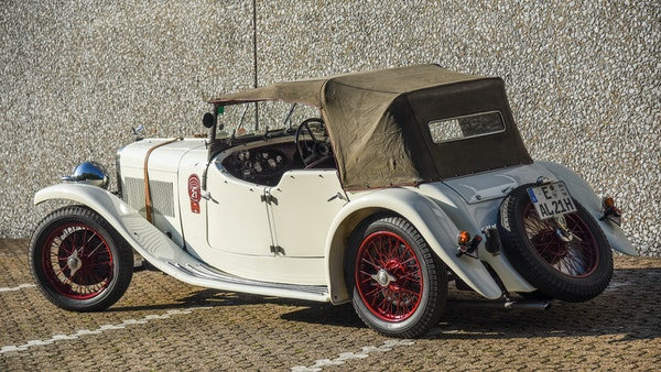 1933 Alvis Firefly SA 11.9 Cross & Ellis 4-seat open tourer For Sale (picture 22 of 132)