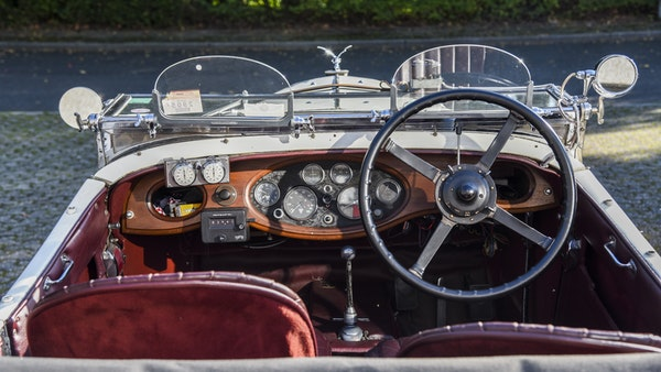 1933 Alvis Firefly SA 11.9 Cross & Ellis 4-seat open tourer For Sale (picture 42 of 132)