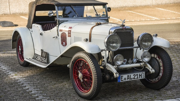 1933 Alvis Firefly SA 11.9 Cross & Ellis 4-seat open tourer For Sale (picture 5 of 132)