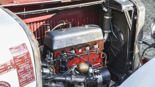 1933 Alvis Firefly SA 11.9 Cross & Ellis 4-seat open tourer For Sale (picture 101 of 132)