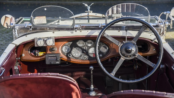 1933 Alvis Firefly SA 11.9 Cross & Ellis 4-seat open tourer For Sale (picture 41 of 132)