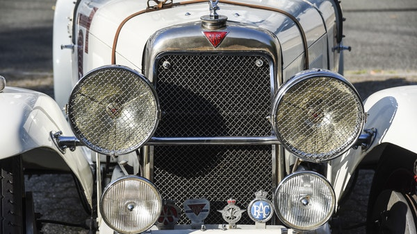 1933 Alvis Firefly SA 11.9 Cross & Ellis 4-seat open tourer For Sale (picture 92 of 132)