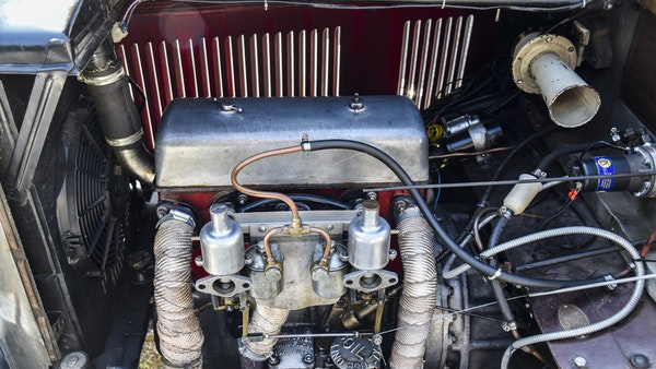1933 Alvis Firefly SA 11.9 Cross & Ellis 4-seat open tourer For Sale (picture 103 of 132)