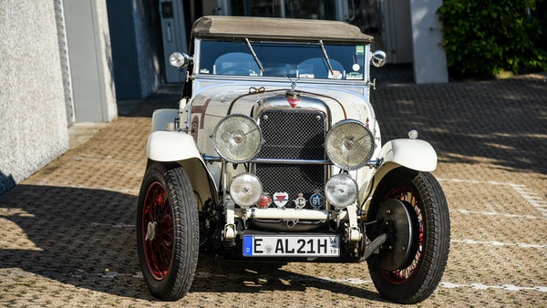 1933 Alvis Firefly SA 11.9 Cross & Ellis 4-seat open tourer For Sale (picture 4 of 132)