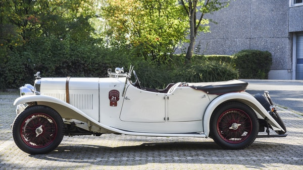 1933 Alvis Firefly SA 11.9 Cross & Ellis 4-seat open tourer For Sale (picture 18 of 132)