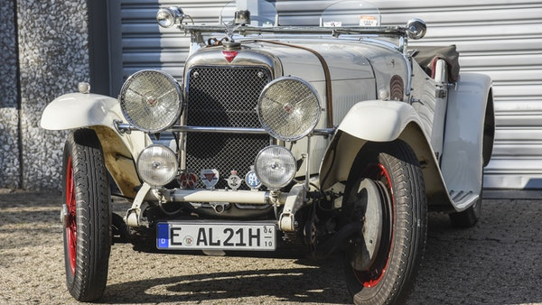 1933 Alvis Firefly SA 11.9 Cross & Ellis 4-seat open tourer For Sale (picture 12 of 132)