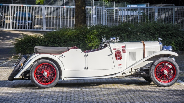 1933 Alvis Firefly SA 11.9 Cross & Ellis 4-seat open tourer For Sale (picture 14 of 132)