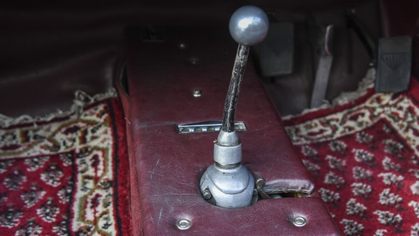 1933 Alvis Firefly SA 11.9 Cross & Ellis 4-seat open tourer For Sale (picture 39 of 132)