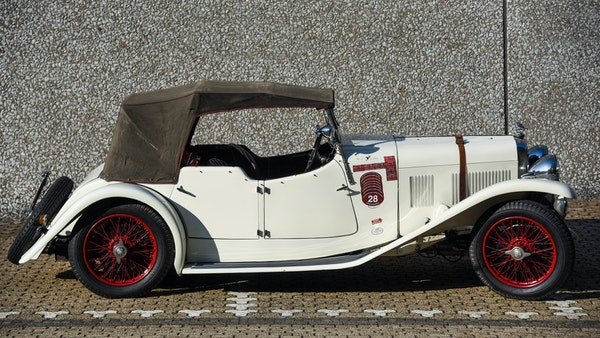 1933 Alvis Firefly SA 11.9 Cross & Ellis 4-seat open tourer For Sale (picture 15 of 132)