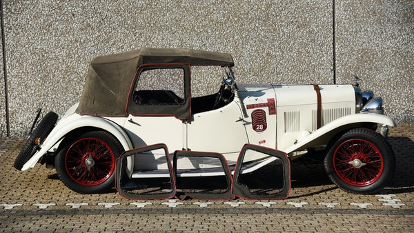 1933 Alvis Firefly SA 11.9 Cross & Ellis 4-seat open tourer For Sale (picture 3 of 132)