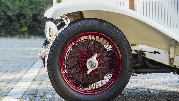 1933 Alvis Firefly SA 11.9 Cross & Ellis 4-seat open tourer For Sale (picture 30 of 132)
