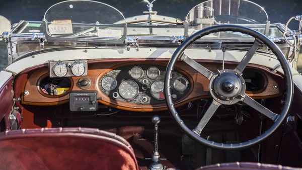 1933 Alvis Firefly SA 11.9 Cross & Ellis 4-seat open tourer For Sale (picture 40 of 132)