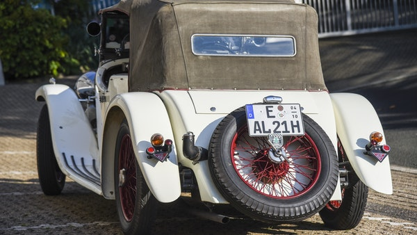 1933 Alvis Firefly SA 11.9 Cross & Ellis 4-seat open tourer For Sale (picture 25 of 132)