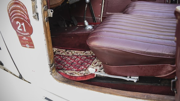 1933 Alvis Firefly SA 11.9 Cross & Ellis 4-seat open tourer For Sale (picture 54 of 132)